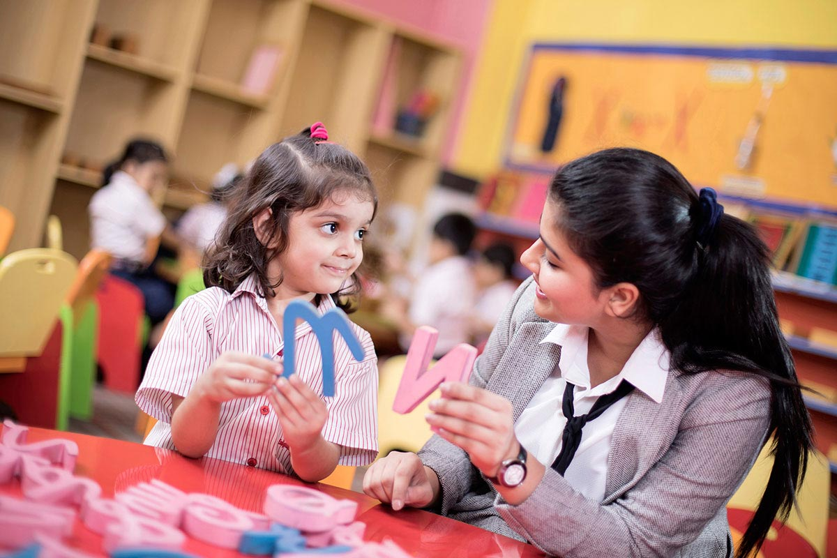 Daycare Anand Vihar